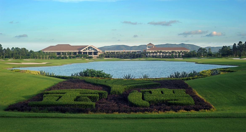 热烈庆祝球包通成功携手珠海金湾高尔夫俱乐部