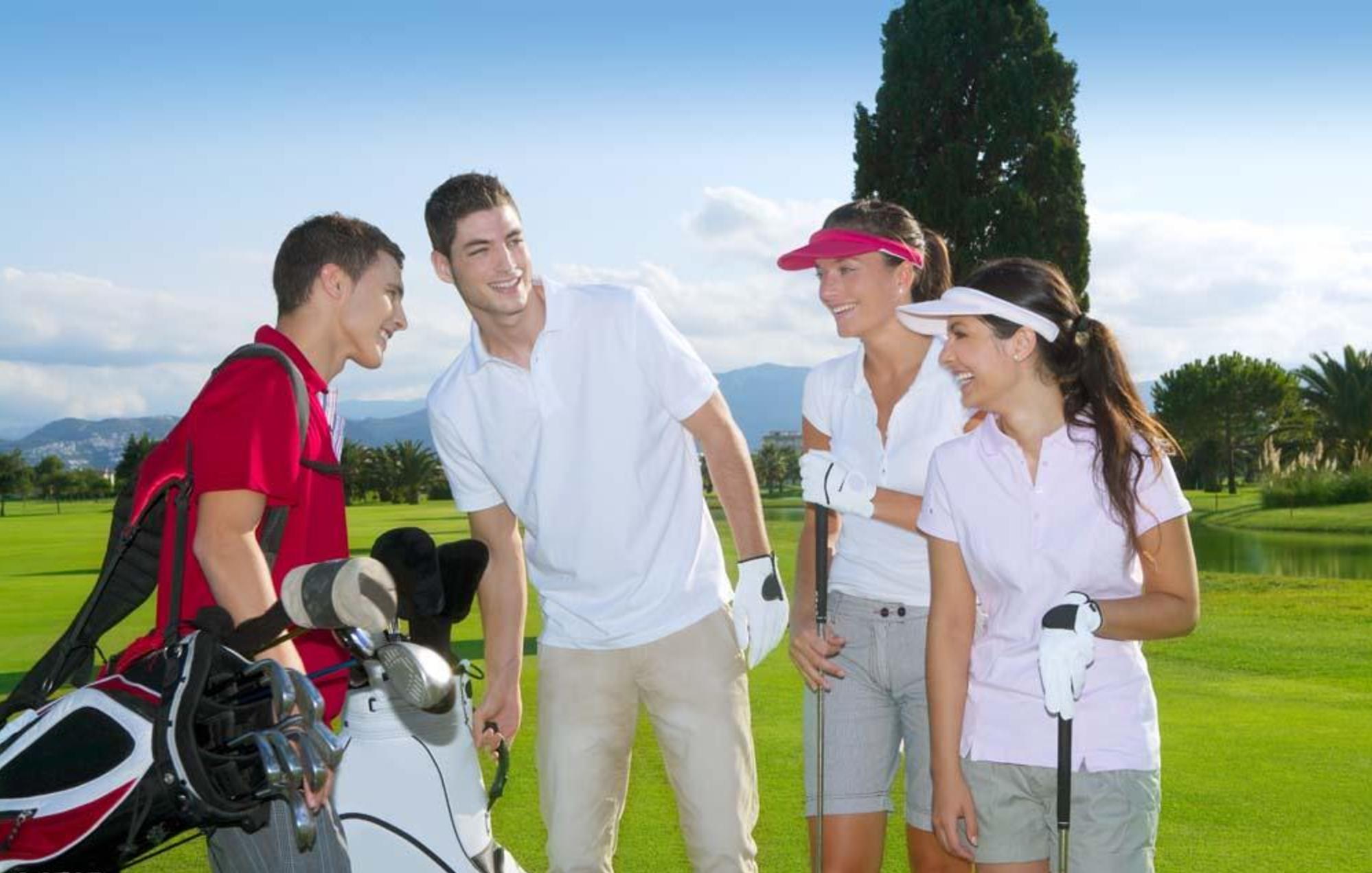 打高尔夫球,没用过它,都不敢说是圈内人!