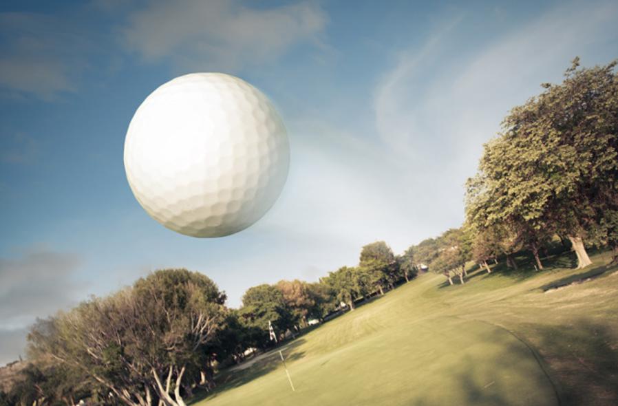 为什么高尔夫球的表面不是光滑的?