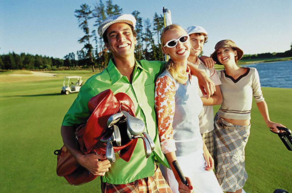 高尔夫球打得好的人的8种特质,你具备吗?