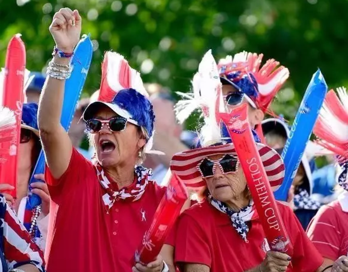 吸引了12万观众,女子高尔夫开始被重视了?