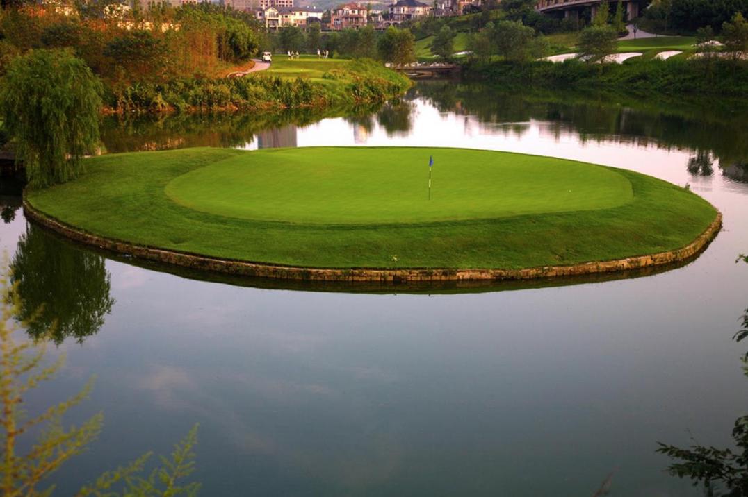 热烈祝贺球包通成功携手重庆保利高尔夫球会!