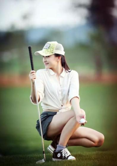 世界顶尖的女子高尔夫球手打球的诀窍究竟在哪里?