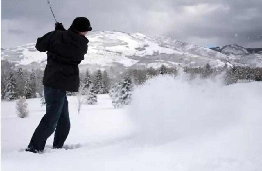 冬季打高尔夫,您要知道的7件事!