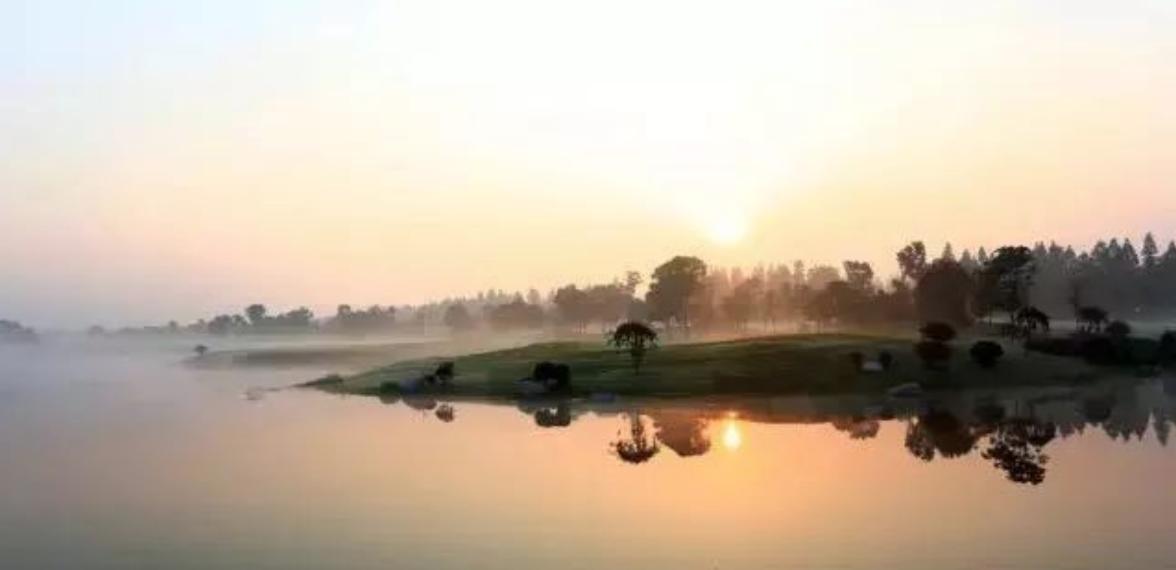 亚洲最美的生态花园球场,你来过吗?
