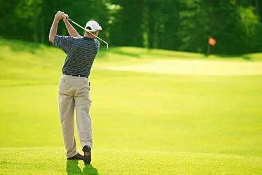 高尔夫一项有氧与无氧完美结合的运动!