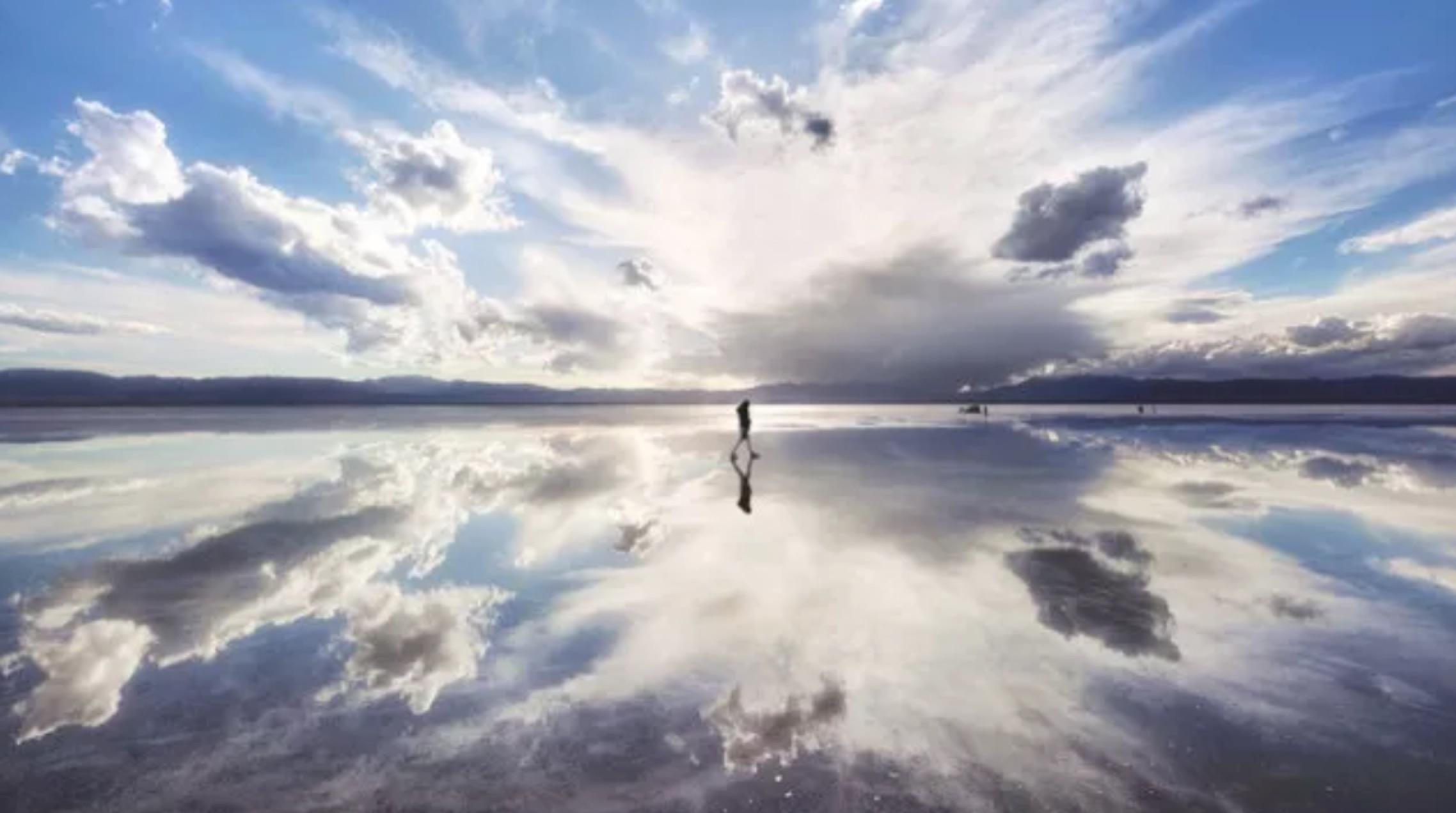 球包通带您了解中国的天空之镜,人生必去的55个地方之一!