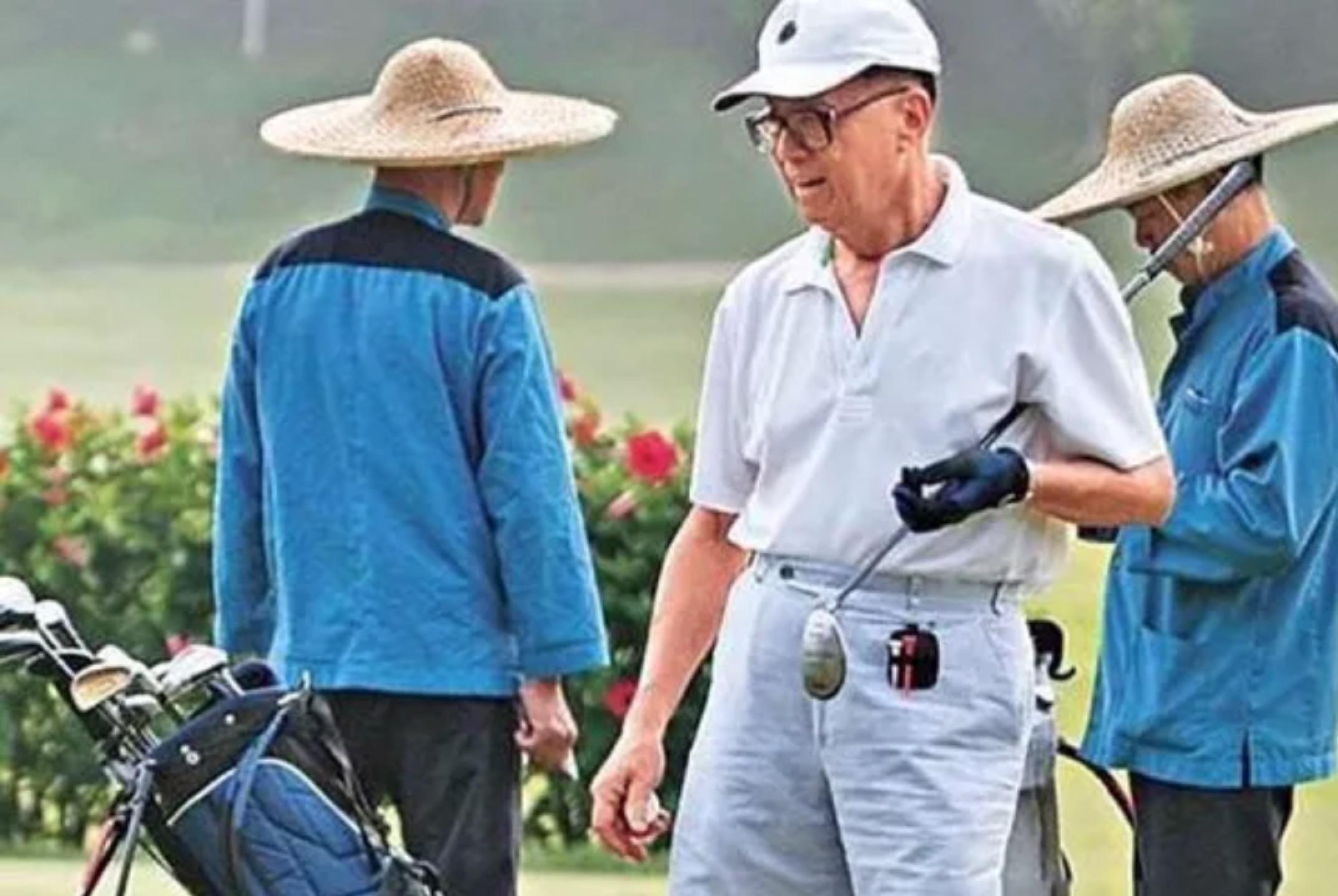 行业大佬们都会去做的两件事,除了高尔夫还有什么?