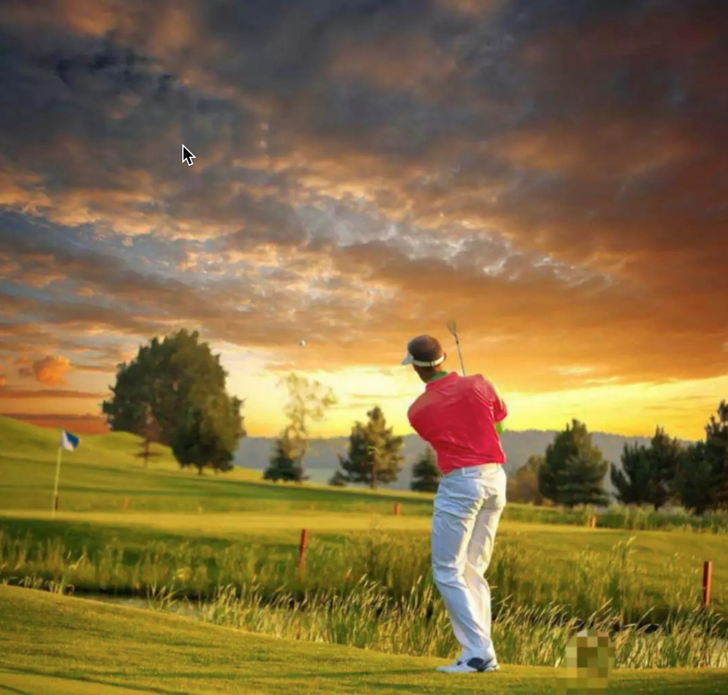 在高尔夫球场上不仅只有输赢!