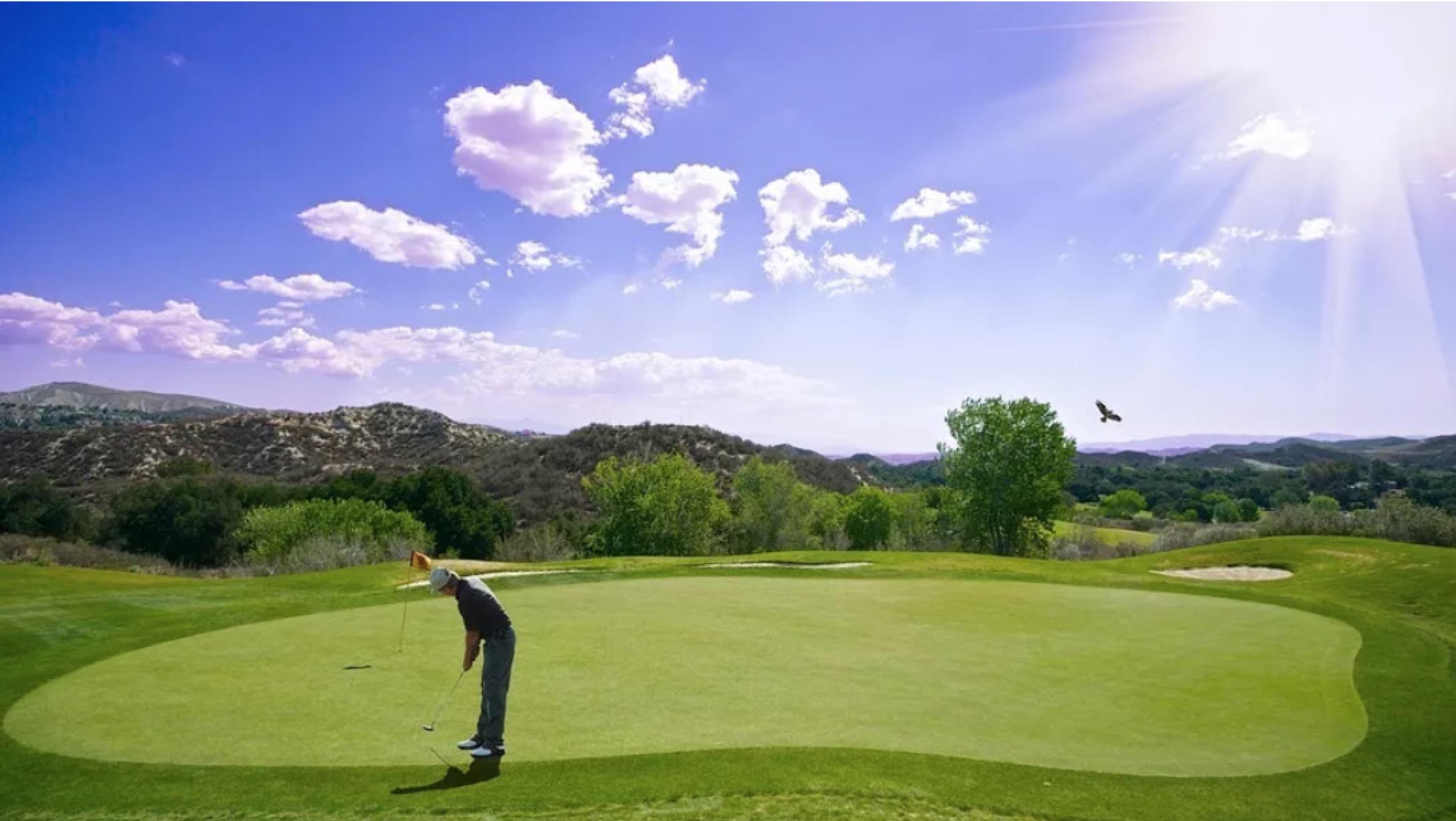 高尔夫教会我们的:有时候最好的心态就是忘记!