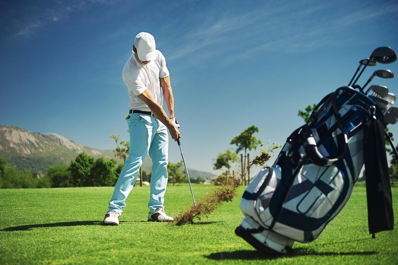 打高尔夫与做人的五种境界!