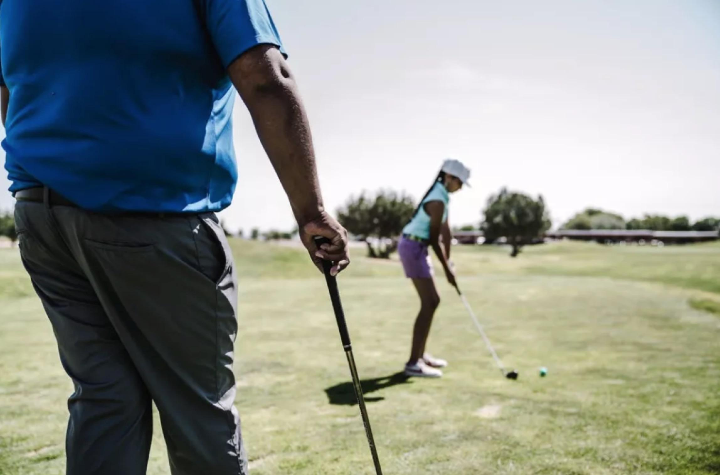 据说中年高尔夫爱好者都有这18个特征,看看有没有你?