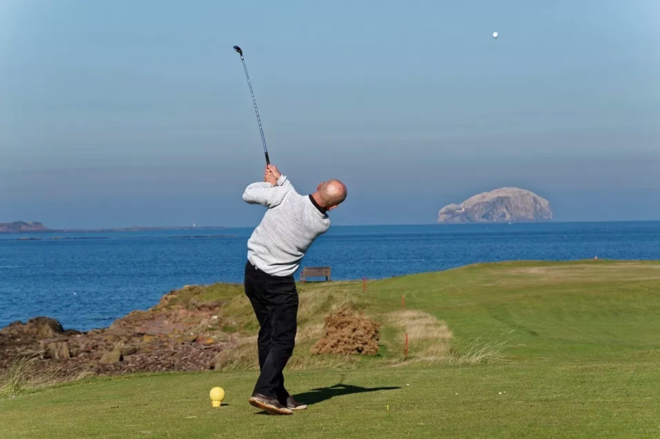 高尔夫,其实是一项很好玩的运动,懂它的人都知道!