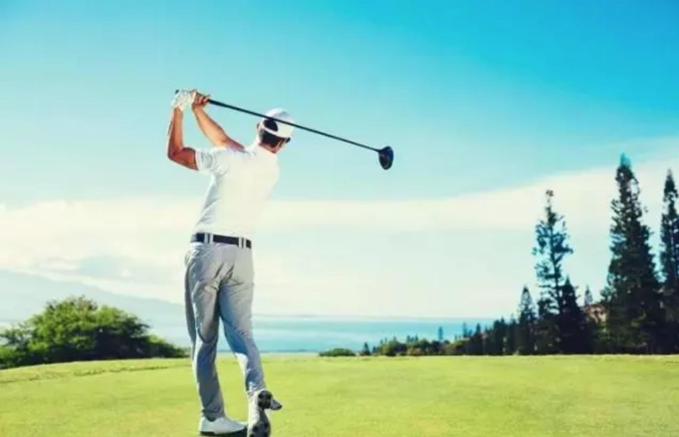 为什么老总们都热爱打高尔夫球?