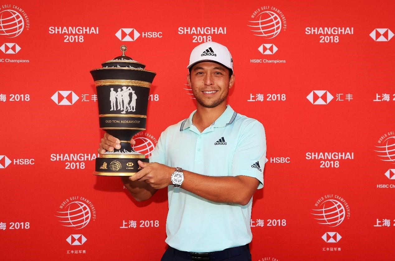 世锦赛-汇丰冠军赛谢奥菲勒加洞击败弗诺夺冠  李昊桐T11中国最佳