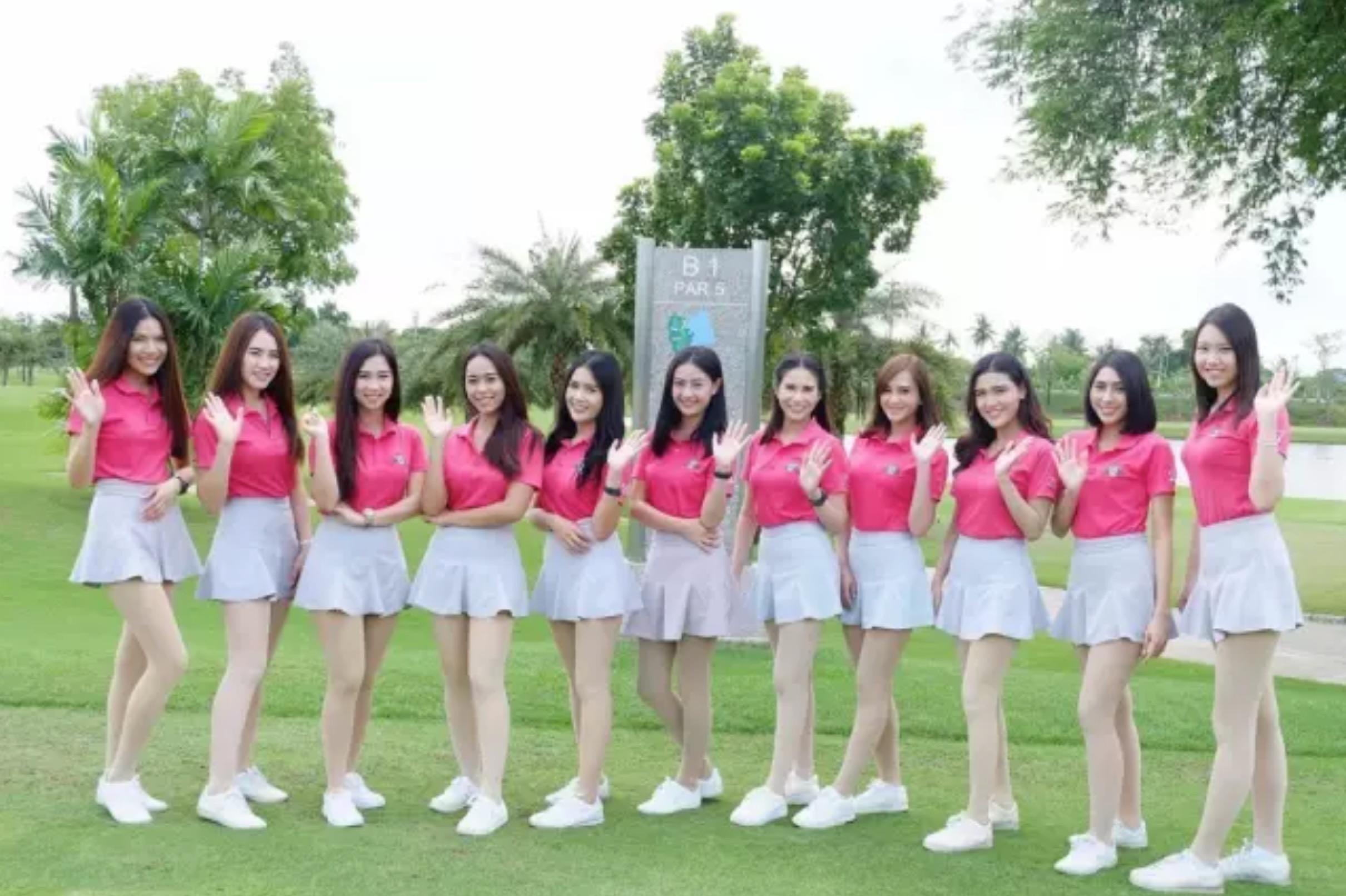 """听说这是""""泰国最美球童""""!你怎么看?"""