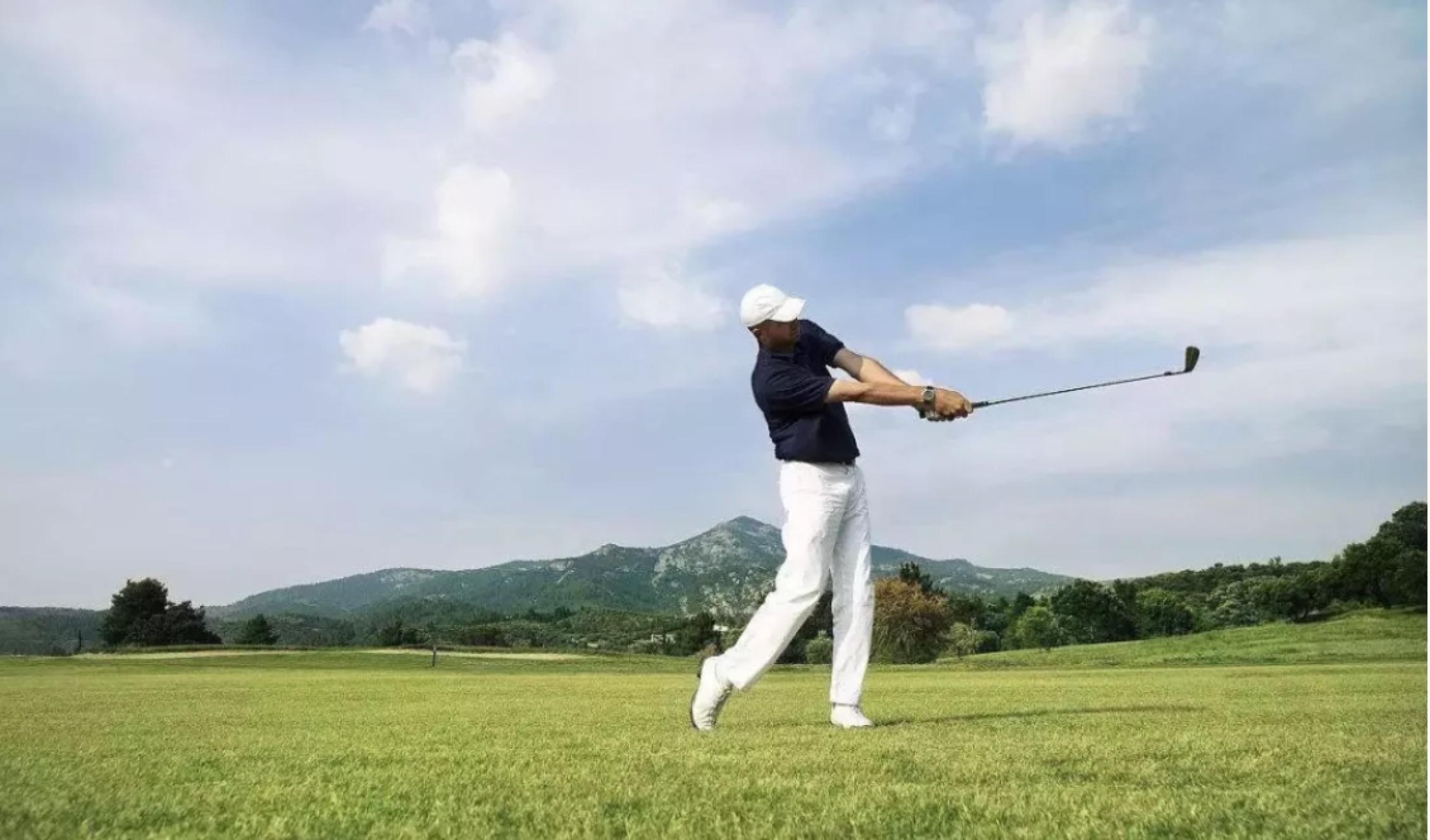 高尔夫独有的优雅,你读懂了吗?