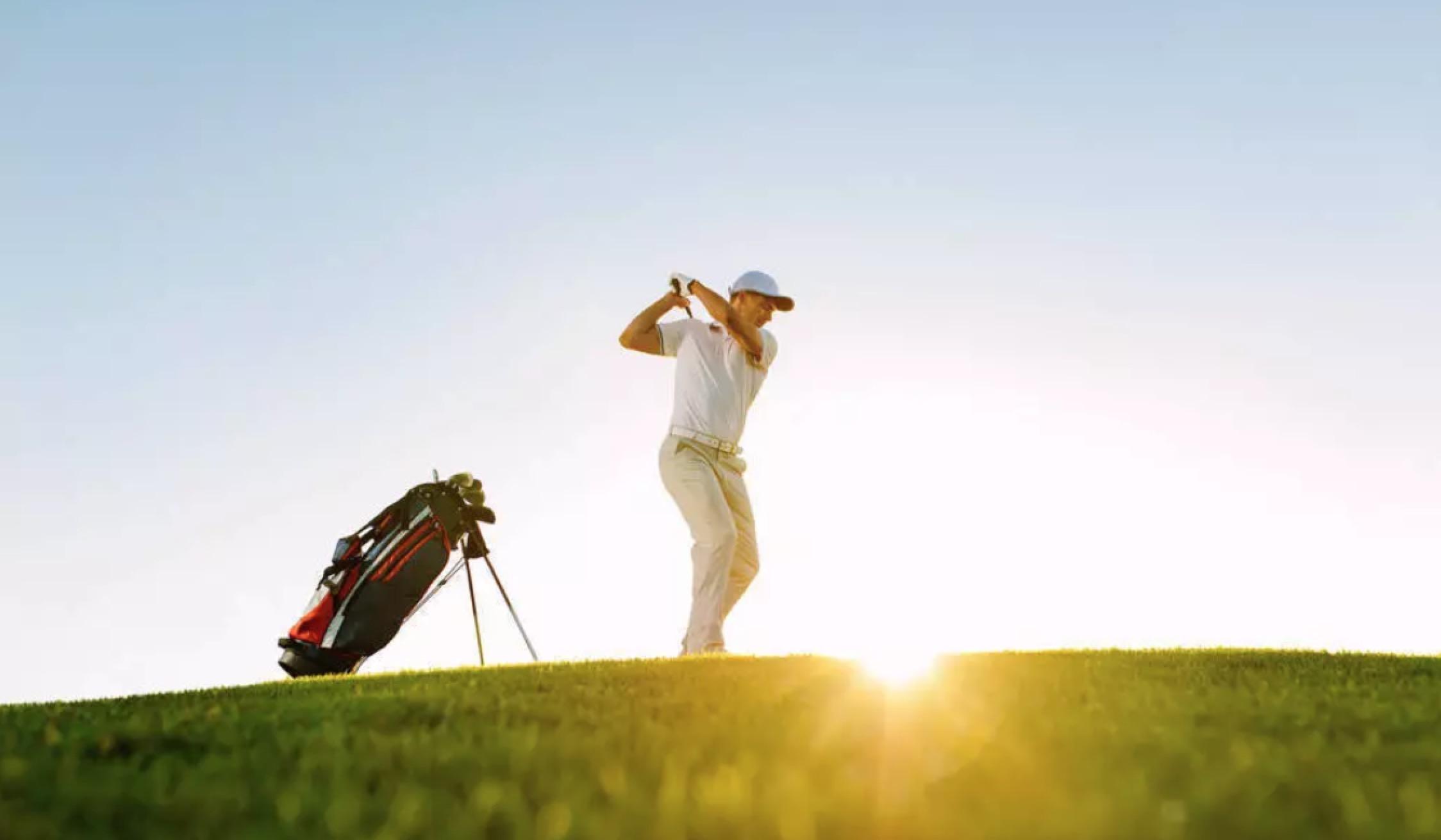 高尔夫修炼的三个阶段,你处于哪一个?