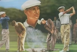 你想知道的高尔夫三巨头球场制胜要诀!-球包通