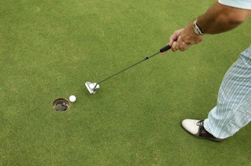 高尔夫,一项情绪较量的运动!