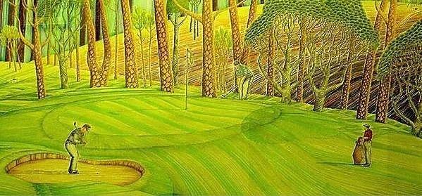 大多数人不知道,打好高尔夫的秘密武器竟是自己!