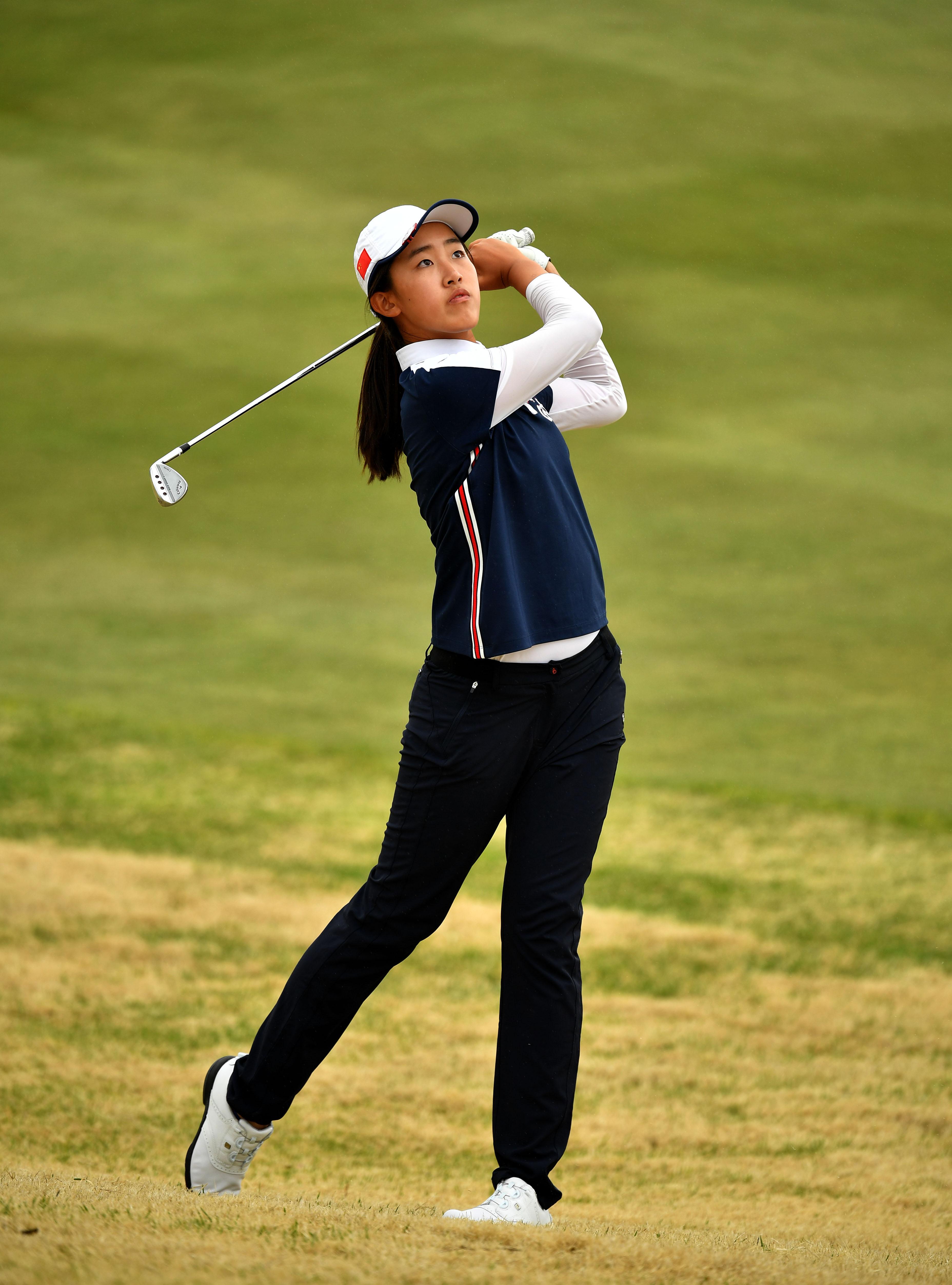 顶级球员认定阿布达比的 亚太女子业余锦标赛是重要的起点